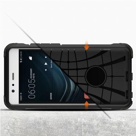 Pancerne etui na Galaxy J3 2017 - Grafitowy.