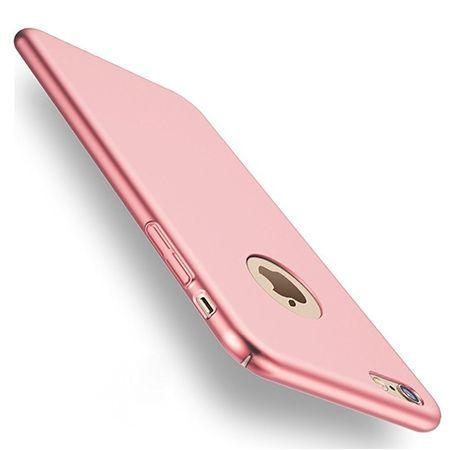 Etui na telefon iPhone 6 / 6s Slim MattE - różowy.