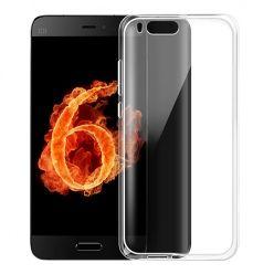 Etui na Xiaomi Mi 6 silikonowe, przezroczyste crystal case.