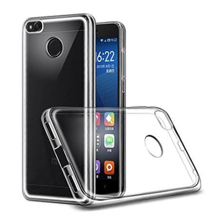 Etui na Xiaomi Redmi 4X silikonowe, przezroczyste crystal case.
