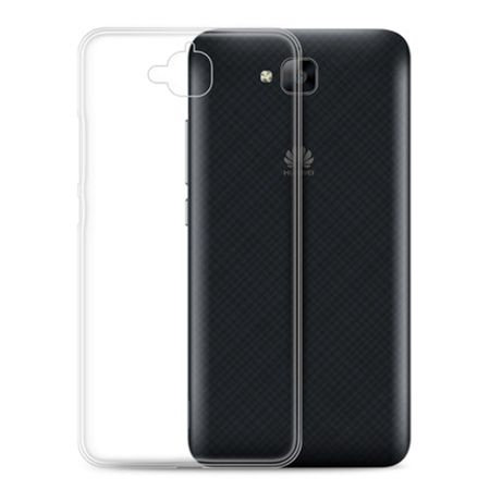 Etui na Huawei Y6 Pro silikonowe, przezroczyste crystal case.