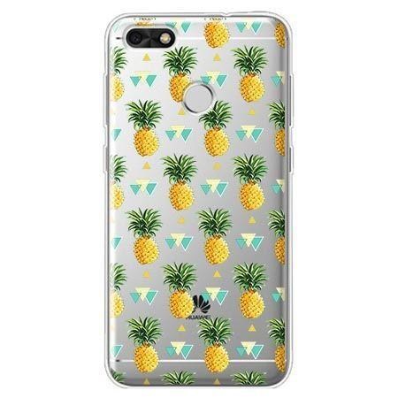 Etui na Huawei P9 Lite mini - ananasowe szaleństwo.