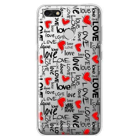 Etui na Huawei P9 Lite mini - love , love, love…