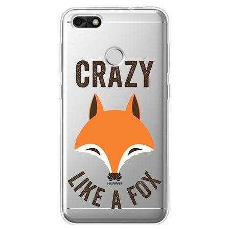 Etui na Huawei P9 Lite mini - Crazy like a fox.