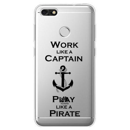 Etui na Huawei P9 Lite mini - Work like a Captain…