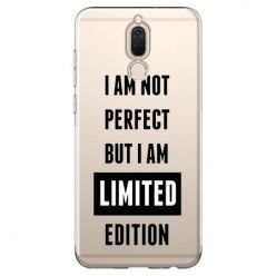 Etui na Huawei Mate 10 lite - I Am not perfect…
