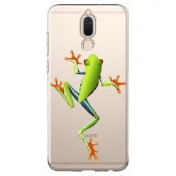 Etui na Huawei Mate 10 lite - zielona żabka.