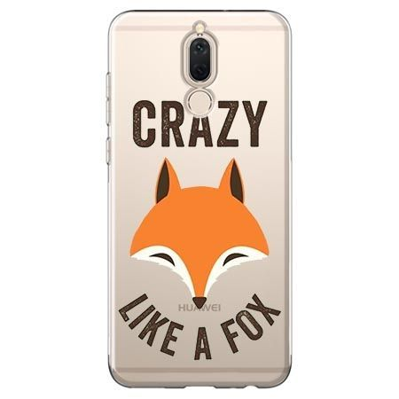 Etui na Huawei Mate 10 lite - Crazy like a fox.