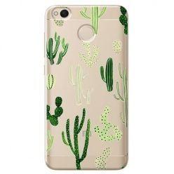Etui na Xiaomi Redmi 4X - kaktusowy ogród.