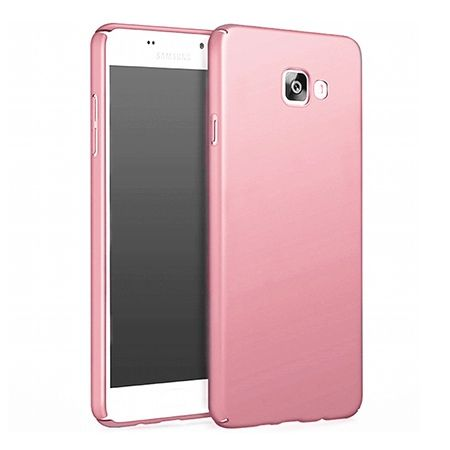 Etui na telefon Samsung Galaxy A5 2017 -  Slim MattE - Różowy.