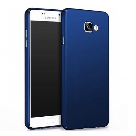 Etui na telefon Samsung Galaxy A5 2017 -  Slim MattE - Granatowy.