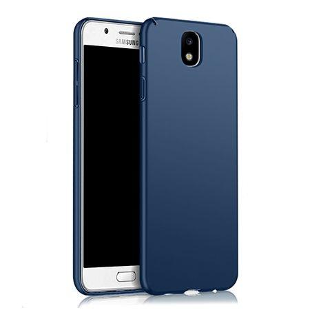 Etui na telefon Samsung Galaxy J5 2017 -  Slim MattE - Granatowy.
