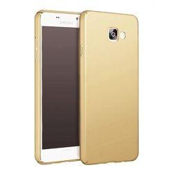 Etui na telefon Samsung Galaxy A5 2016 -  Slim MattE - Złoty.