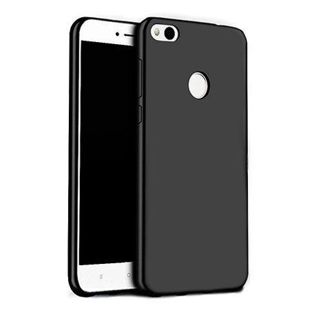 Etui na telefon Huawei P9 Lite 2017 - Slim MattE - Czarny.