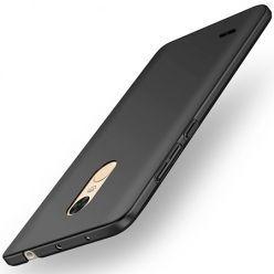 Etui na telefon LG K10 2017 - Slim MattE - Czarny.