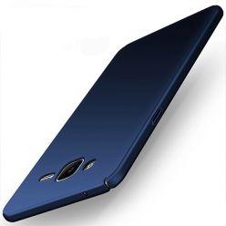 Etui na telefon Samsung Galaxy J3 2016 - Slim MattE - Granatowy.