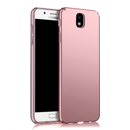 Etui na telefon Samsung Galaxy J7 2017 -  Slim MattE - Różowy.