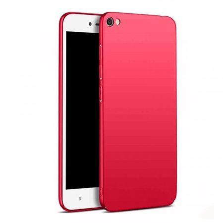 Etui na telefon Xiaomi Redmi Note 5A -  Slim MattE - Czerwony.