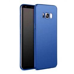 Etui na telefon Samsung Galaxy S8 Plus - Slim MattE - Granatowy.