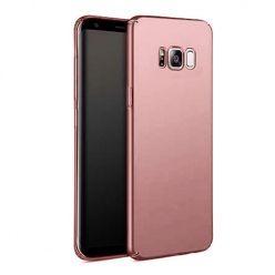 Etui na telefon Samsung Galaxy S8 Plus - Slim MattE - Różowy.