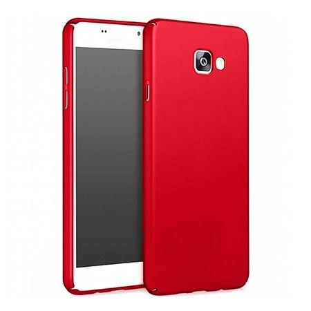Etui na telefon Samsung Galaxy A3 2017 - Slim MattE - Czerwony.