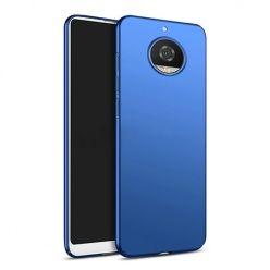 Etui na telefon Motorola Moto G5s - Slim MattE - Granatowy.