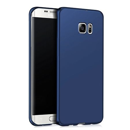 Etui na telefon Samsung Galaxy S7 Edge - Slim MattE - Granatowy.