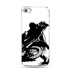 Etui na telefon motocykl szkic.
