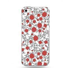 Etui czerwone róże