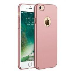 Etui na telefon iPhone 8 - Slim MattE - Różowy.