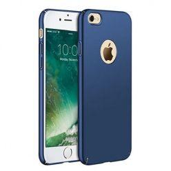 Etui na telefon iPhone 7 - Slim MattE - Granatowy.