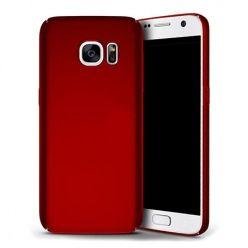 Etui na telefon Samsung Galaxy S6 - Slim MattE - Czerwony.