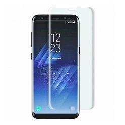 Hartowane szkło na cały ekran 3d Galaxy S8 Plus - Bezbarwny.