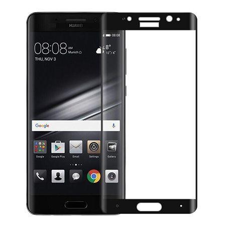 Huawei Mate 9 Pro - hartowane szkło 3D na cały ekran - Czarny.