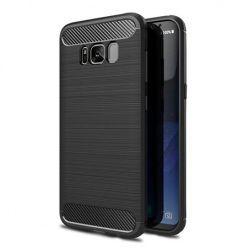 Etui na Galaxy S8 Plus - bumper Neo CARBON - Czarny.