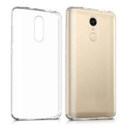 Etui na Xiaomi Redmi Note 4 Pro - silikonowe, przezroczyste crystal case.