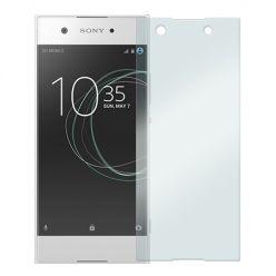 Sony Xperia XA1 Plus - hartowane szkło ochronne na ekran 9h.