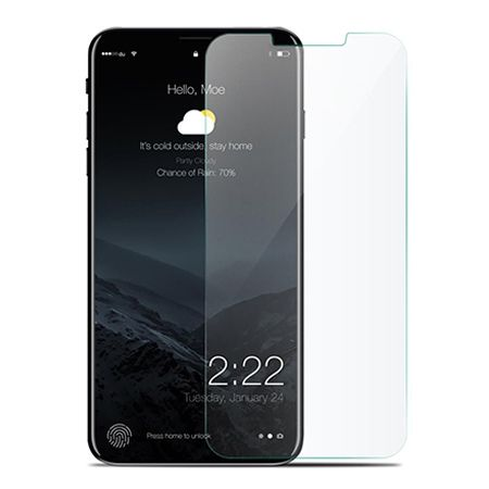 iPhone X - hartowane szkło ochronne na ekran 9h.