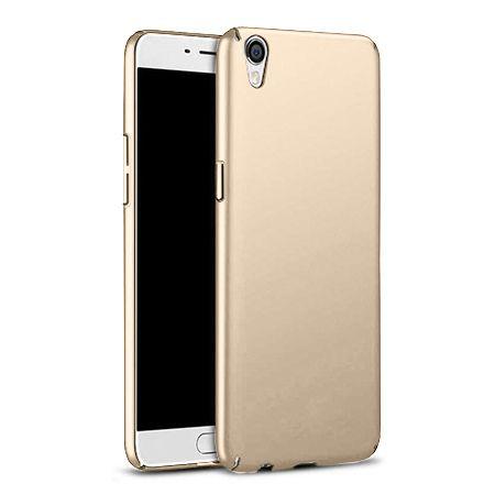 Etui na telefon Sony Xperia XA1 - Slim MattE - Złoty.