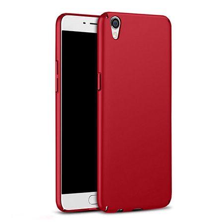 Etui na telefon Sony Xperia L1 - Slim MattE - Czerwony.