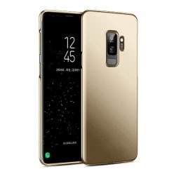 Etui na telefon Samsung Galaxy S9 Plus - Slim MattE - Złoty.