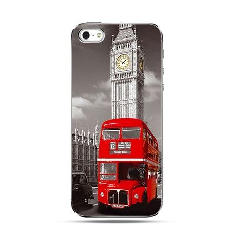 Etui Londyński autobus