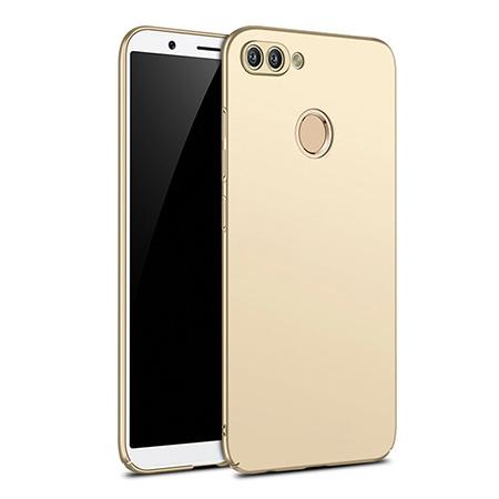 Etui na telefon Huawei P Smart - Slim MattE - Złoty.