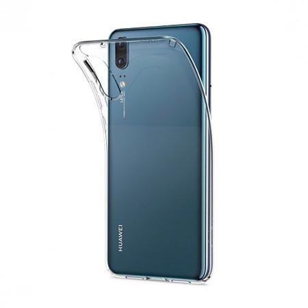Etui Spigen na Huawei P20 Liquid Crystal - Przezroczysty