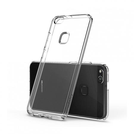 Etui Spigen na Huawei P10 Lite Liquid Crystal - Przezroczysty