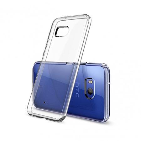 Etui Spigen na HTC U11 Liquid Crystal - Przezroczysty