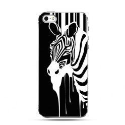 Etui na telefon zebra.