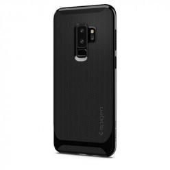 Etui Spigen na Samsung Galaxy S9 Plus Neo Hybrid - Czarny