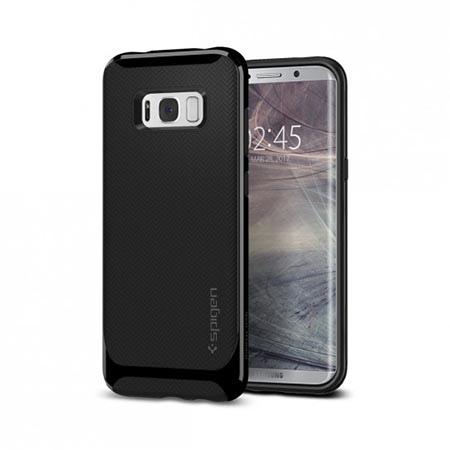 Etui Spigen na Samsung Galaxy S8 Neo Hybrid - Czarny