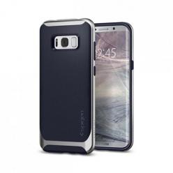 Etui Spigen na Samsung Galaxy S8 Plus Neo Hybrid - Srebrny